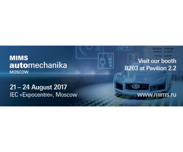 Automechanika Moskau